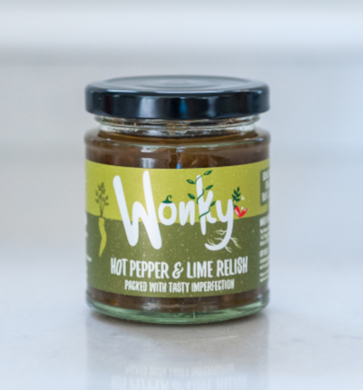 Hot Pepper & Lime Relish