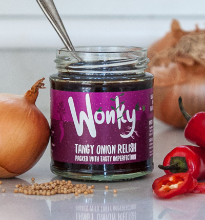 Tangy Onion Relish